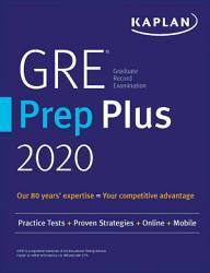 Gre Prep Plus 2020 Book PDF
