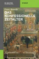 Das konfessionelle Zeitalter PDF