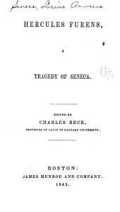 Hercules furens: a tragedy of Seneca