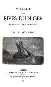 Voyage aux rives du Niger au Bénin et dans le Borgou