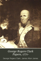 George Rogers Clark Papers  1771  PDF