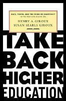 Take Back Higher Education PDF
