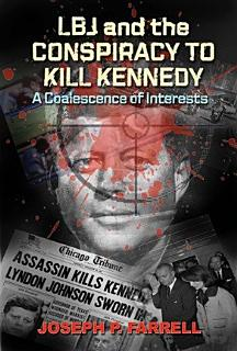 LBJ and Conspiracy to Kill Kennedy Book
