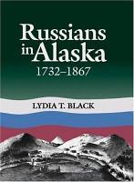 Russians in Alaska  1732 1867 PDF