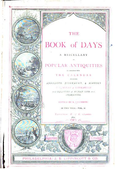 The Book of Days PDF