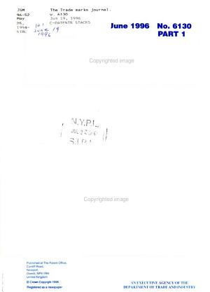 The Trade Marks Journal PDF