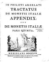 De monetis Italiae variorum illustrium virorum dissertationes