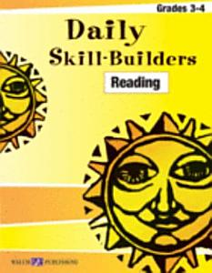 Daily Skill Builders  Reading 3 4 PDF