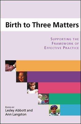 Birth to Three Matters PDF