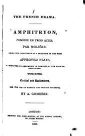 Amphitryon: comédie