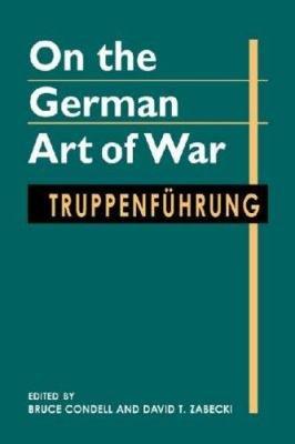 On the German Art of War PDF