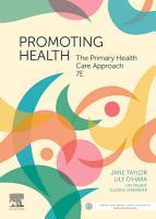 Promoting Health PDF
