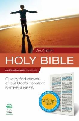 Find Faith  NIV VerseLight Bible
