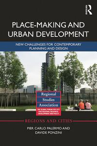 Place making and Urban Development Book