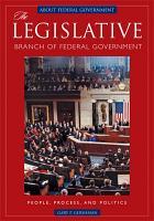 The Legislative Branch of Federal Government PDF
