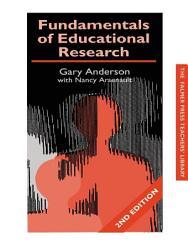 Fundamentals Of Educational Research Book PDF