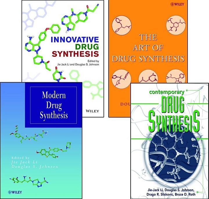 Drug Synthesis Book Set