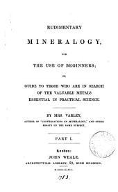 Rudimentary mineralogy