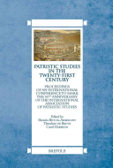 Patristic Studies in the Twenty-First Century