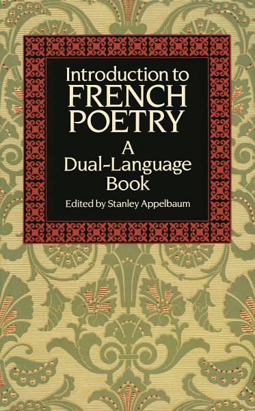 Download Introduction to French Poetry Book