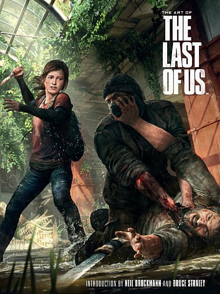 Download The Art of the Last of Us Book