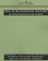 The Schlesinger Report: An Investigation of Abu Ghraib