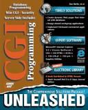 CGI Programming Unleashed PDF