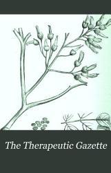 The Therapeutic Gazette PDF