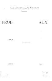 Les problèmes musicaux d'Aristote