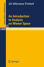 An Introduction to Analysis on Wiener Space