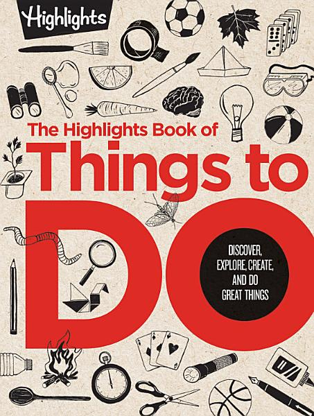Download The Highlights Book of Things to Do Book