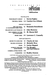 The Magazine Of Fantasy Science Fiction Book PDF
