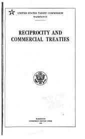 Reciprocity and Commercial Treaties