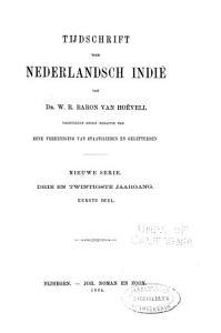 Tijdschrift voor Nederlandsch Indi   PDF