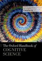 The Oxford Handbook of Cognitive Science PDF