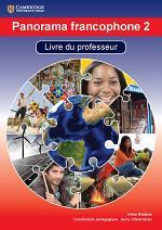 Panorama francophone 2 Livre du Professeur with CD-ROM