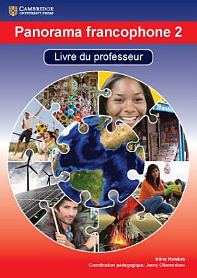 Panorama francophone 2 Livre du Professeur with CD ROM