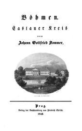 Das Königreich Böhmen, statistischtopographisch dargestellt: Bd. Časlauer Kreis. 1843