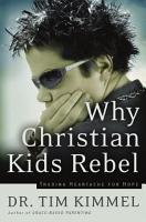 Why Christian Kids Rebel PDF