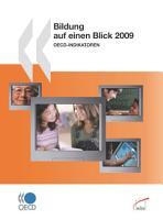 Bildung auf einen Blick 2009 OECD Indikatoren PDF