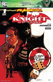 Flashpoint: Batman Knight of Vengeance (2011-) #1
