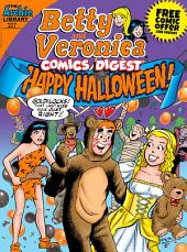 Betty & Veronica Comics Digest #227