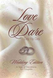 The Love Dare Day By Day Book PDF