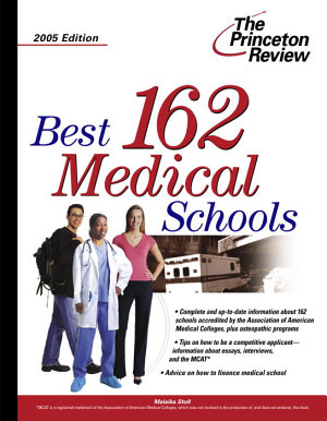 Best 162 Medical Schools 2005 Edition PDF