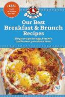 Our Best Breakfast & Brunch Recipes
