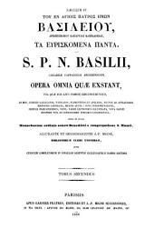 Patrologiae cursus completus. Series graeca: Volume 30, Issue 2