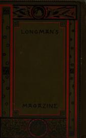 Longman's Magazine: Volume 22