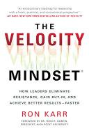 The Velocity Mindset