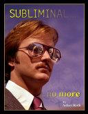 Subliminal        No More