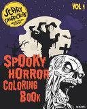 Spooky Horror Coloring Book